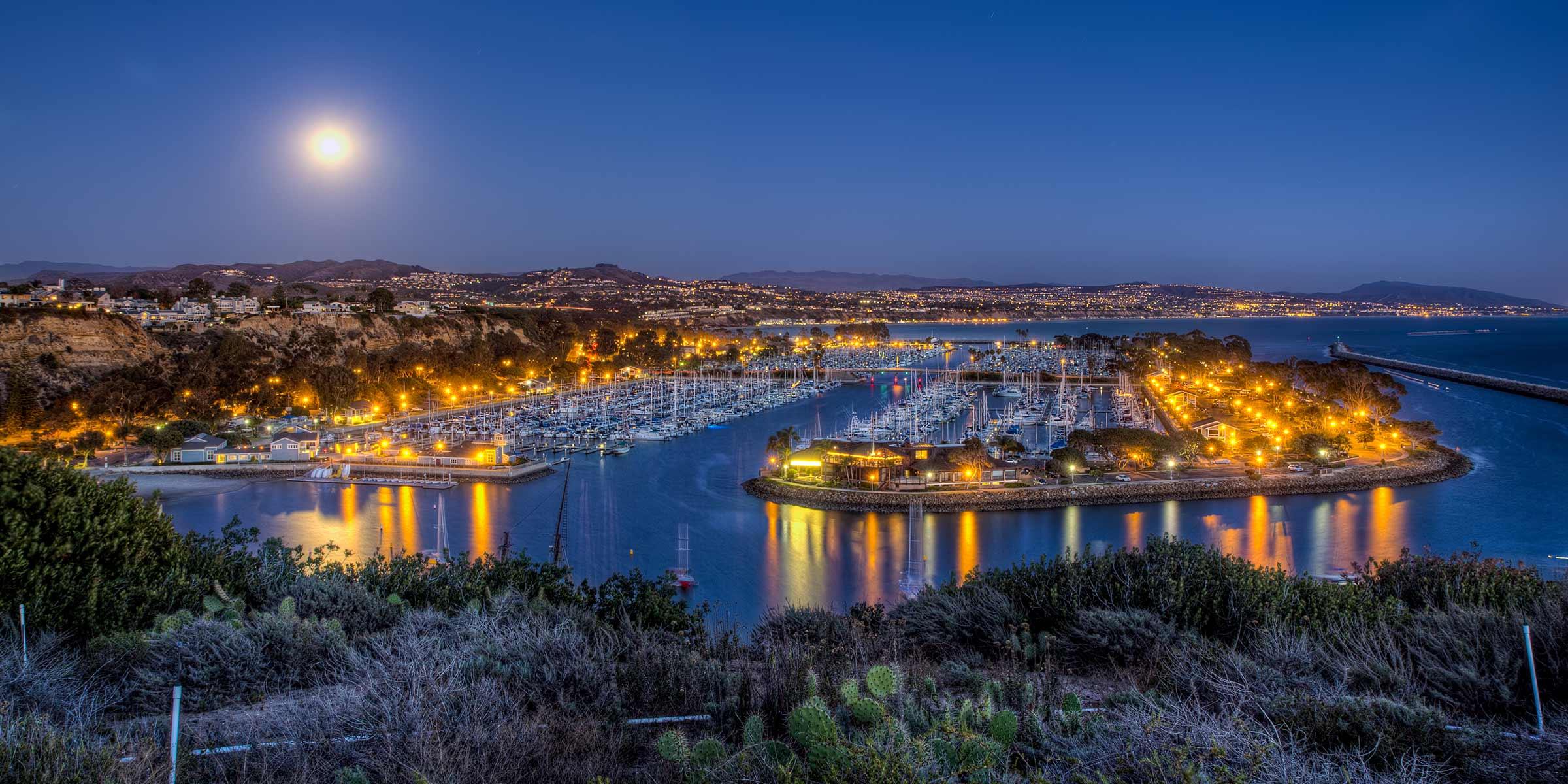 Dana Point Harbor, California